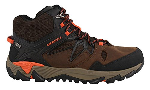 Merrell Mens All Out Blaze 2 Mid WTPF Hiking Boot
