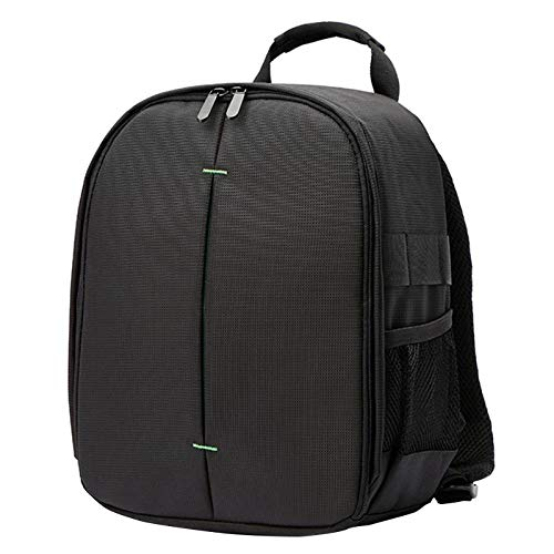 (Car accessories - Waterproof DSLR Digital Camera Outdoor Backpack Camera Bag for Nikon Sony Camera Small Compact Camera)