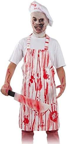 DISBACANAL Disfraz Cocinero Halloween para niños - -, 6 años ...