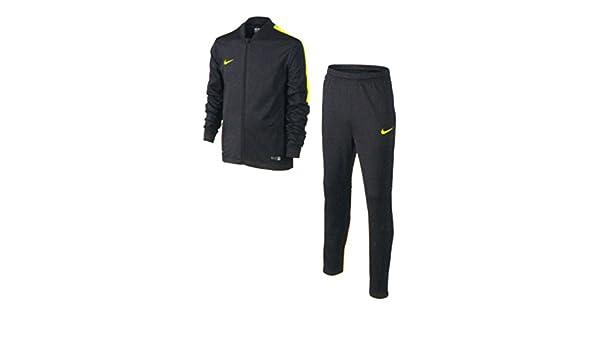 Nike Academy B Knt Tracksuit 2 Chándal, Niños, Gris (Anthracite ...