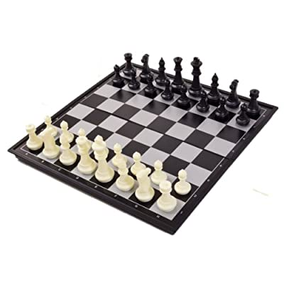 "10"" Travel Magnetic Chess Set"