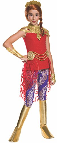 Rubie's Costume Kids Ever After High Dragon Games Holly O'Hair Costume, Large]()