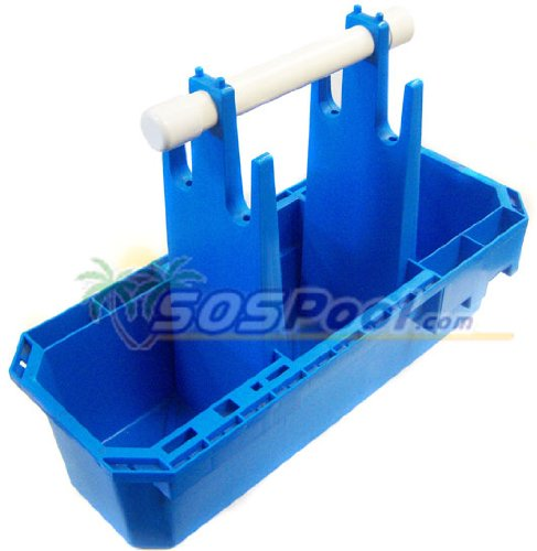 Val-Pak Professional Poolman Caddy Box - Pool Caddy