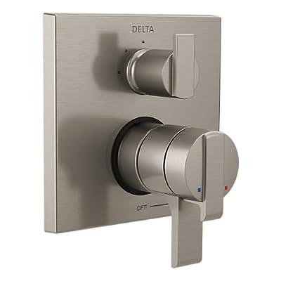 Delta T27867 Ara Monitor 17 Series Dual Pressure Balanced Valve Trim with Integr,