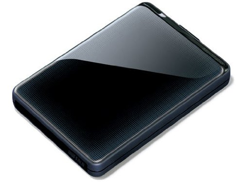 Buffalo MiniStation Plus 500 GB USB 3.0 Portable Hard Drive - ()