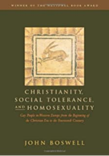 com the boswell thesis essays on christianity social  christianity social tolerance and homosexuality gay people in western europe from the beginning