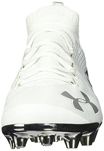 Pictures of Under Armour Men's Spotlight MC Lacrosse 3020675 White (100)/White 5