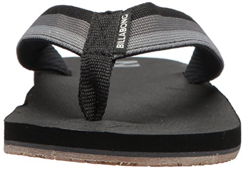 Billabong Mens Sandali All Day Radici Sandali Infradito Neri