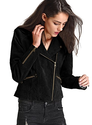 Ladies Biker Coat - 7