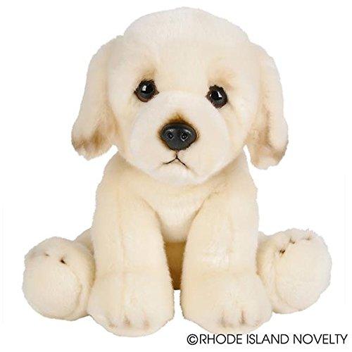 Adventure Planet Golden Retriever Dog Heirloom Floppy Plush Toy