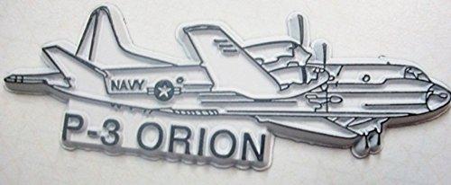 Navy P-3 Orion Fridge Magnet