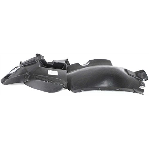 Splash Shield Front Left Side Fender Liner Plastic Front Section for GRAND AM 99-05 SE Model - Grand Am Front Splash Shield
