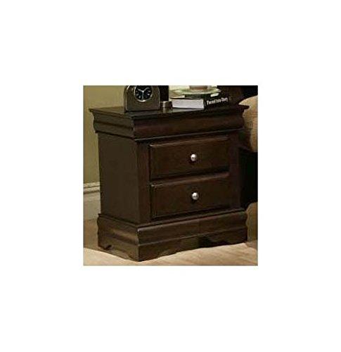 Chesapeake Nightstand by Alpine Furniture