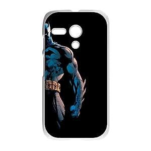 Motorola G Cell Phone Case White_Batman Armor Zbzsy