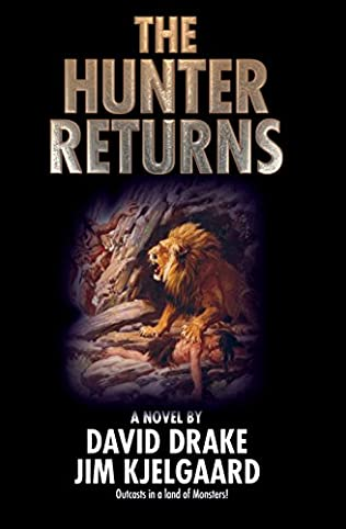 book cover of The Hunter Returns
