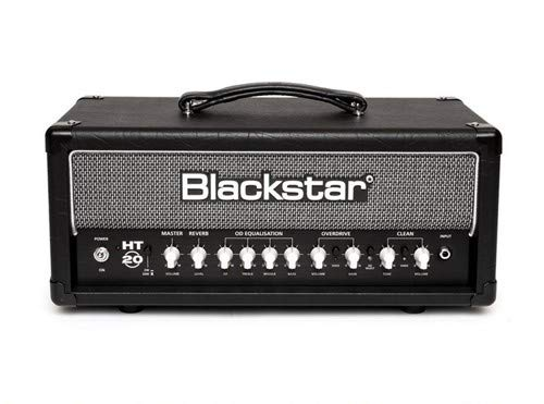 Blackstar HT20RH MKII 20-Watt Tube Head with Reverb