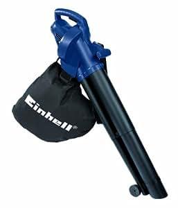 Einhell BG-EL 2501 - Aspirador soplador electrónico (2500 W) color azul y negro
