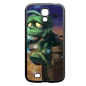 Amumu-001 League of Legends LoL For Case Iphone 6 4.7inch Cover Hard Black