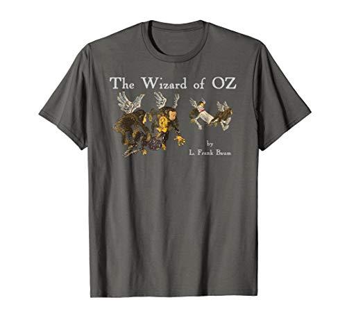 - Flying Monkeys Wizard of OZ Shirt-Scarecrow & Tin Man TShirt