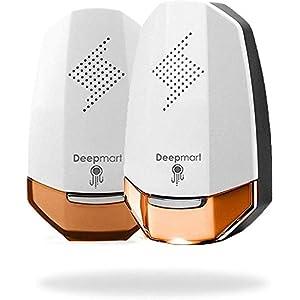 Deepmart® DM60 | Repellente ad Ultrasuoni per Topi - Scacciatopi Ultrasuoni - Repellente Antizanzare - Dissuasore per… 1 spesavip