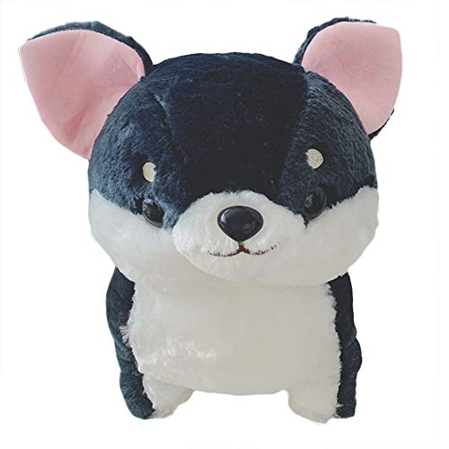 Kids Soft Stuffed Doll Simulated Chihuahua Dog Plush Toy Home Pillow Cushion Gift
