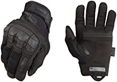 The mighty M-Pact 3 provides military and law enforcement professionals with full-coverage hand protection in the field. A dense one-piece Thermal Plastic Rubber (TPR) knuckle guard is anatomically designed to absorb forceful impact to the ba...