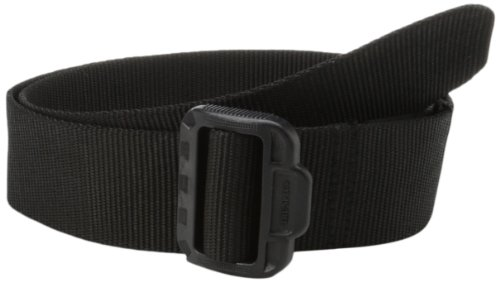 TRU-SPEC Belt, Tru blk Security Friendly, Black, Medium