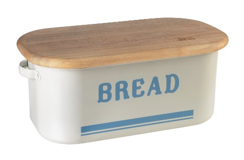 JAMIE OLIVER Vintage Inspired Tin Bread Box/Bin