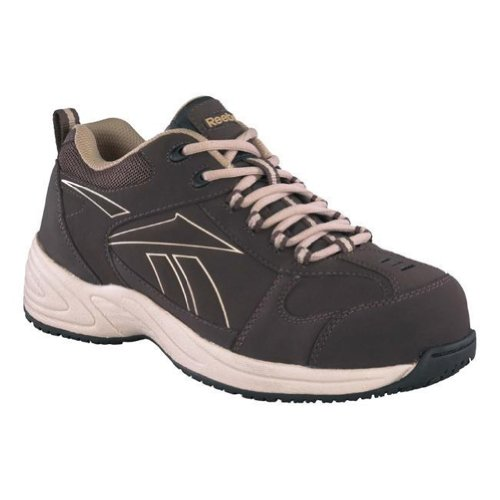 Reebok Mens Jorie Composito Punta Sneaker Marrone Scuro 5.5 W