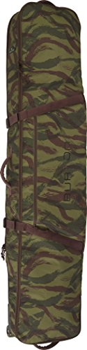 Burton Wheelie Board Case Snowboard Travel Bag 156 Brushstrike Camo by Burton