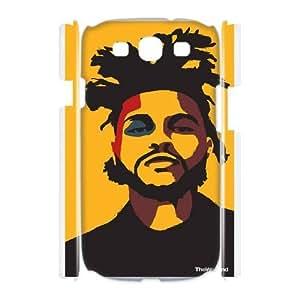 Samsung Galaxy S3 I9300 Phone Case The Weeknd XO N9SOO88488 wangjiang maoyi by lolosakes
