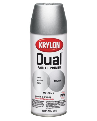 krylon-k08846001-dual-superbond-paint-and-primer-metallic-finish-silver-12-ounce
