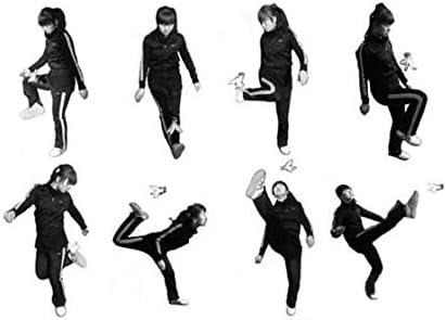 Le Fitness Les Pieds et Les Exercices de Pieds Generic Shuttlecock Jouet en Plumes doie Chinoises color/ées pour la comp/étition Les Jambes Les Sports de Plein air Les Jeux d/'Enfants