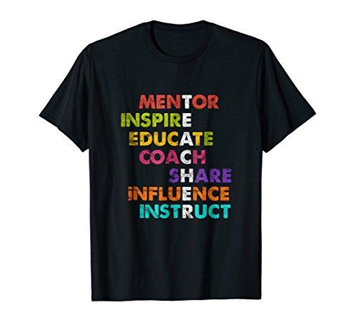 Mentor Inspire Educate Teacher Appreciation Gift