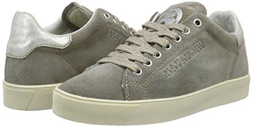 Napapijri tundra Sneaker N77 Minna Donna Grigio qqHPTwSx