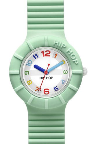 BREIL HIP HOP Watch Numbers Unisex Only Time - hwu0465
