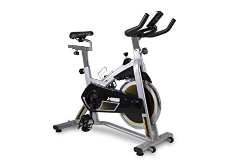 BH Fitness J-BIKE H9135RF indoor cycle - Indoor cycling - Indoor bike - PolyV-Riemen - 16 kg Schwunggewicht