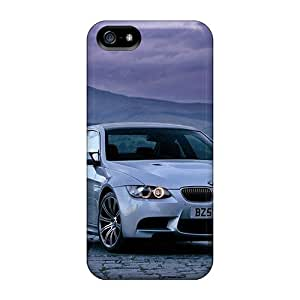 Shock Absorption Cell-phone Hard Covers For Iphone 5/5s (cQy6626moiy) Allow Personal Design Stylish Bmw M3 Series