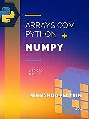 Arrays com Python + Numpy - Fernando Feltrin