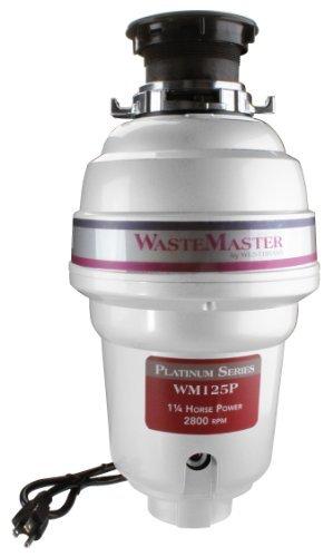 Westbrass WM125P 1.25 HP Food Waste Disposal by Westbrass