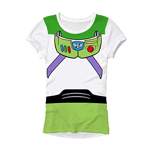 Woody Buzz And Jessie Costumes - Disney Pixar Buzz Lightyear Costume Juniors