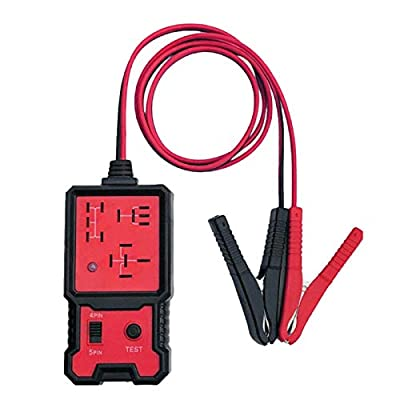 12V Electronic Automotive Relay Tester Auto Car Diagnostic Battery Checker Tool: Kitchen & Dining