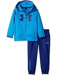 Conjunto de sudadera y pantalón activo Under Armour para niño