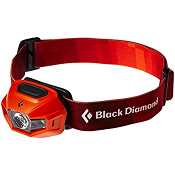 Black Diamond ReVolt Headlamps, Vibrant Orange