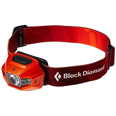 Black Diamond ReVolt Headlamps, Vibrant Orange