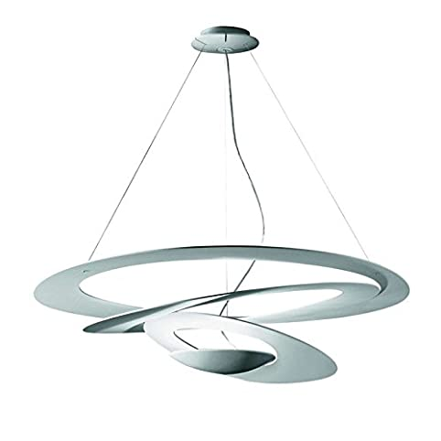 Artemide Pirce sospensione Halo - lampadina esclusa: Amazon.it ...