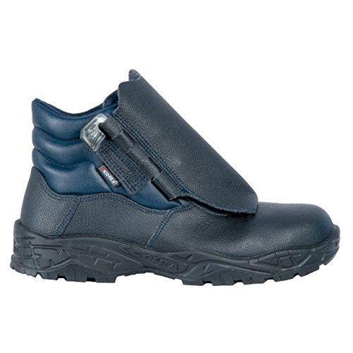 Cofra Torch S3SRC–zapatos de seguridad talla 48AZUL