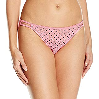 Vanity Fair Womens Illumination Body Shine String Bikini Panty 18108