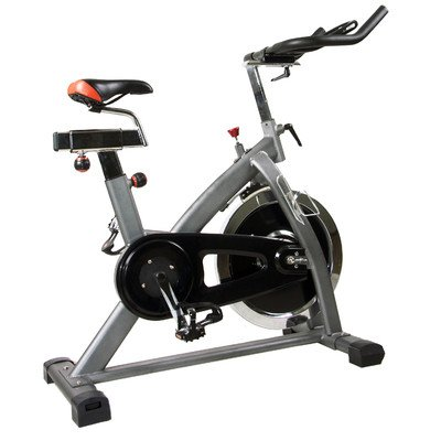 Body Champ Pro Indoor Cycle Gray/Black
