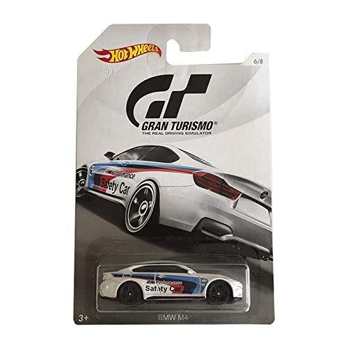 Hot Wheels BMW M4 6/8 Gran Turismo Long Card Mattel